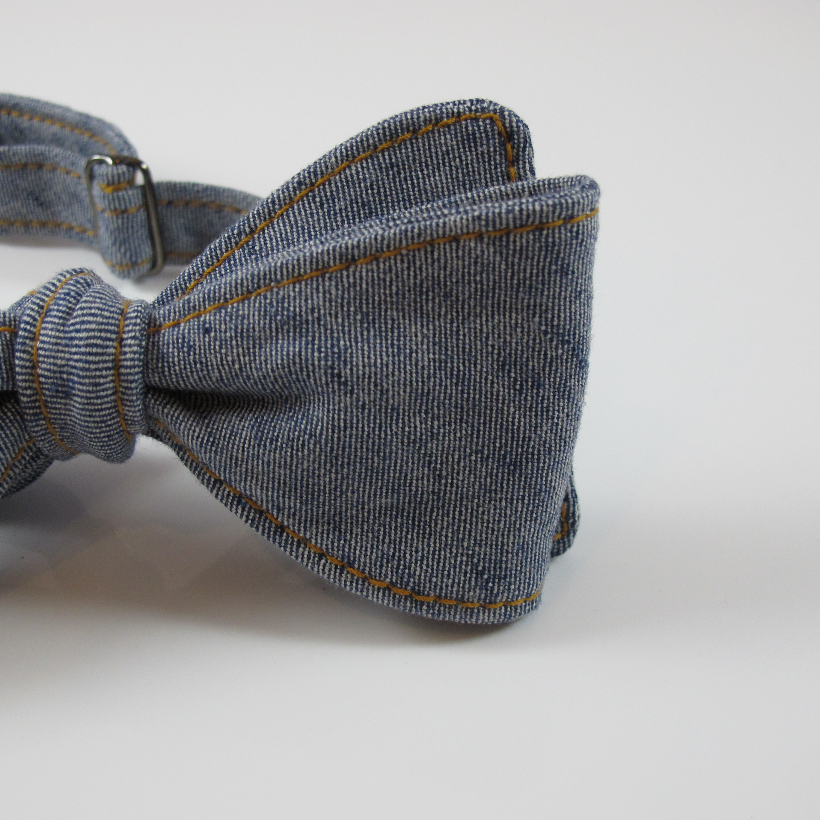 Grey Bowtie